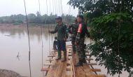 Permalink to Yonzipur Prabumulih Perbaiki Jembatan Gantung Beruge