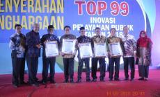 Permalink to Kabupaten Muara Enim Kembali Raih Dua Penghargaan TOP 99 Inovasi Pelayanan Publik