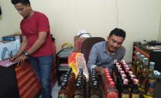 Permalink ke Razia, Polsek Lawang Kidul Sita Puluhan Botol Miras
