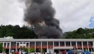 Permalink ke Kantor Gubernur Papua Terbakar, Polisi Ungkap Dugaan Penyebabnya