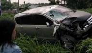 Permalink to Diduga Ingin Menyalip, Mobil Oknum Polisi Tabrak Pengendara Motor Hingga Tewas