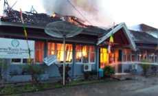Permalink to Breaking News : Kantor BPMPT Muara Enim Ludes Terbakar