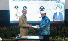 Permalink to Wujudkan Kehidupan Bermasyarakat Religius Palembang-Bengkulu Jalin Kerjasama