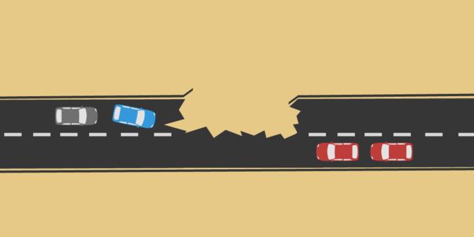 Jalan Lintas Palembang Mura Terputus Di Desa Bingin Jungut Kordanews
