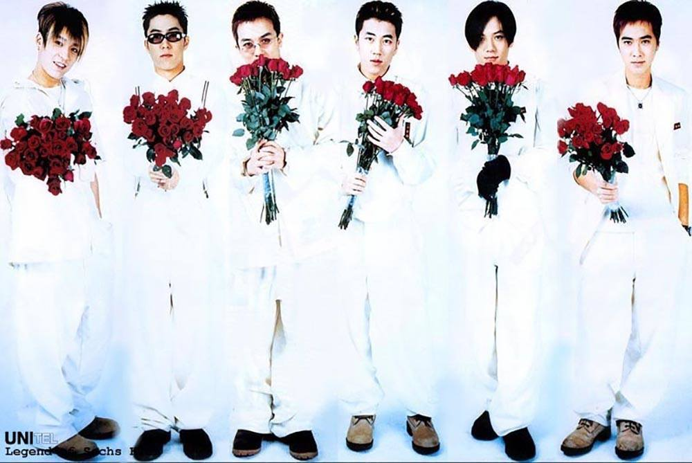 Sechs Kies Will Reunite After 16 Years On Quot Infinite