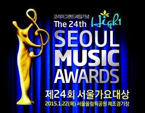 24th High1 Seoul Music Awards