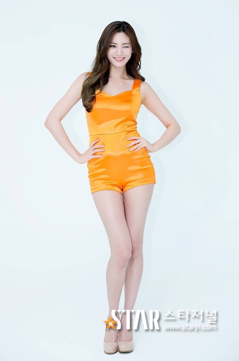 Netizens Rave Over After School Nanas Perfect Body Figure