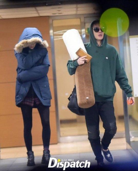 dispatch korea dating 2015