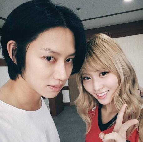 Image result for momo heechul