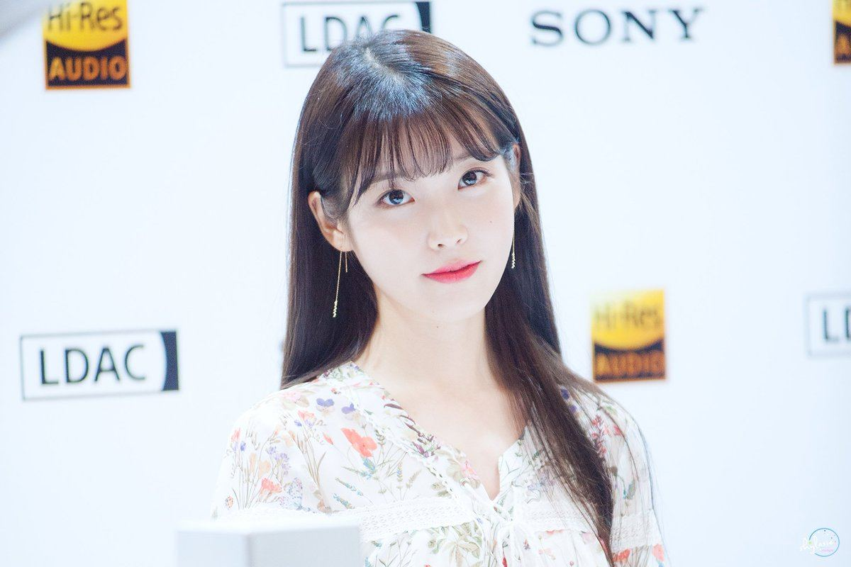 IUs New Hairstyle Is A Combination Of Her Previous 5