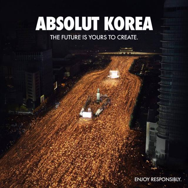 Absolut Korea