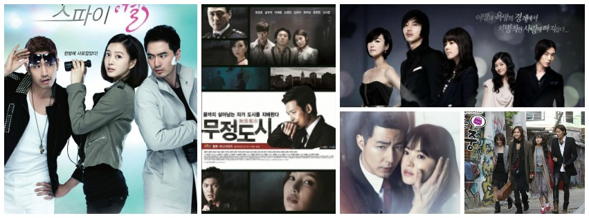 My K-Drama obsession – Top 5 Korean Dramas with the Sexiest