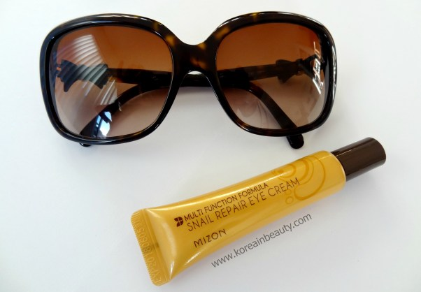 Mizon eye cream multifunction forumla