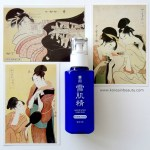 Medicated Sekkisei by Kosé – a Classic in Japanese Skincare
