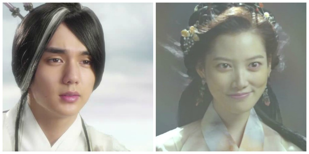 arang-and-the-magistrate-characters