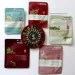 Illi Hanbang Bio sheetmasks review