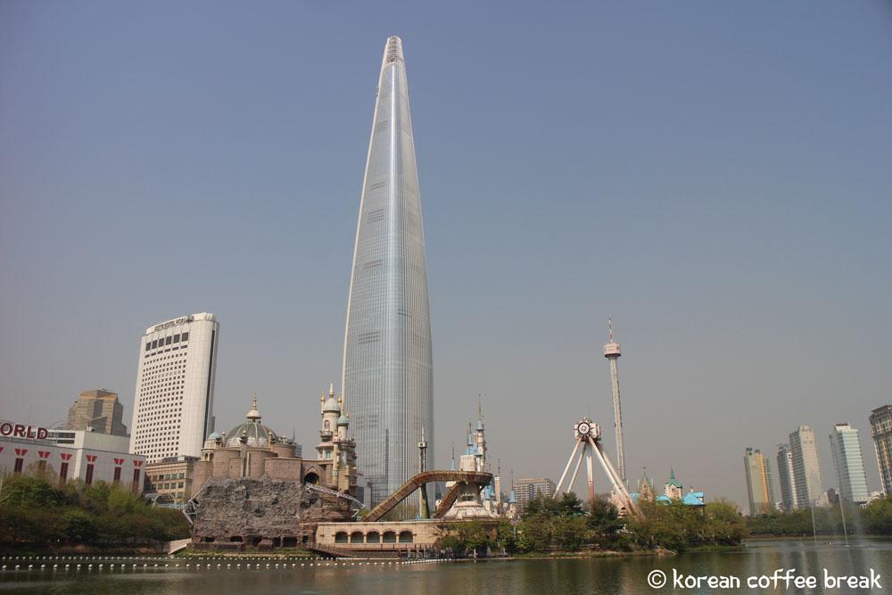 Séoul sous un nuage de pollution