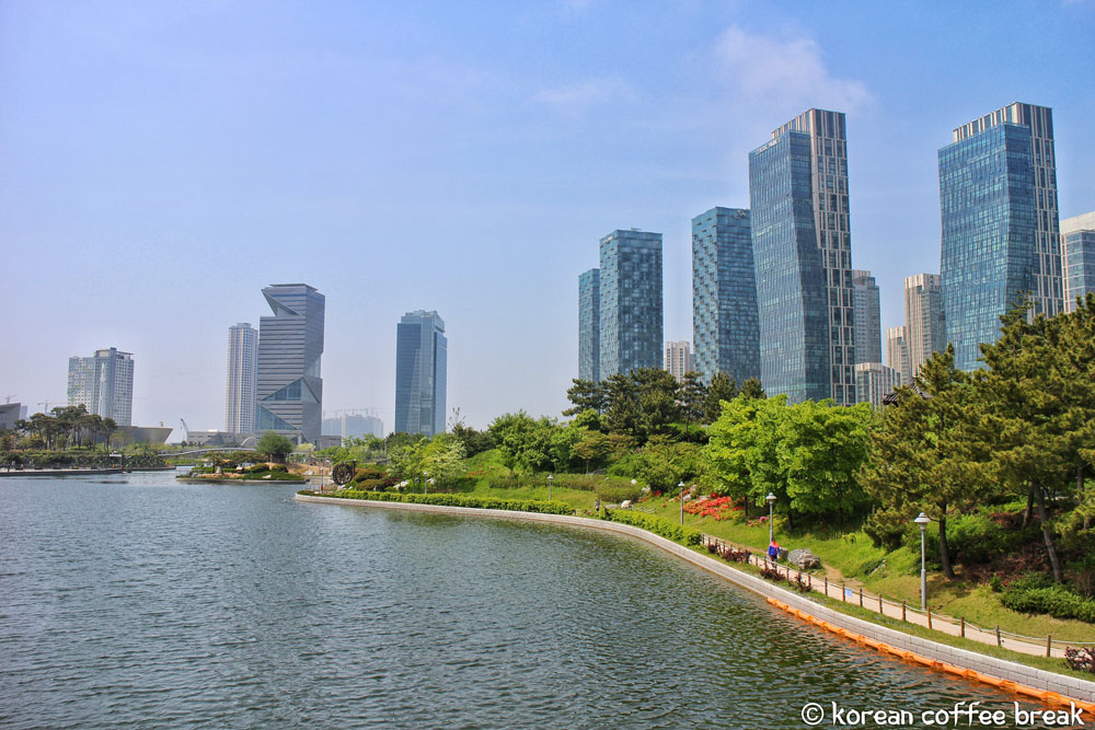 Songdo Central Park, Incheon