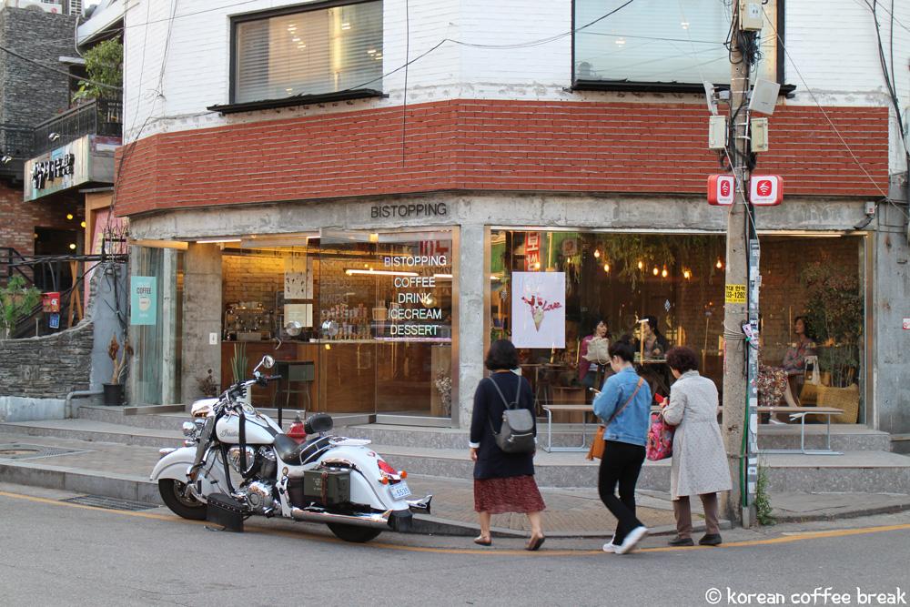 Bistopping Seoul Hongdae