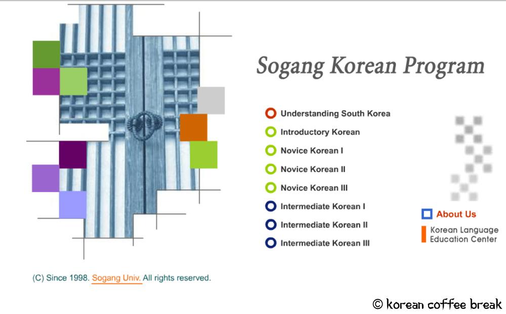 Sogang korean program