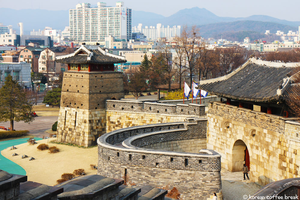 Hwaseong Fortress (수원 화성)