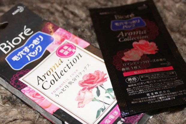Biore Aroma Collection Nose Strip