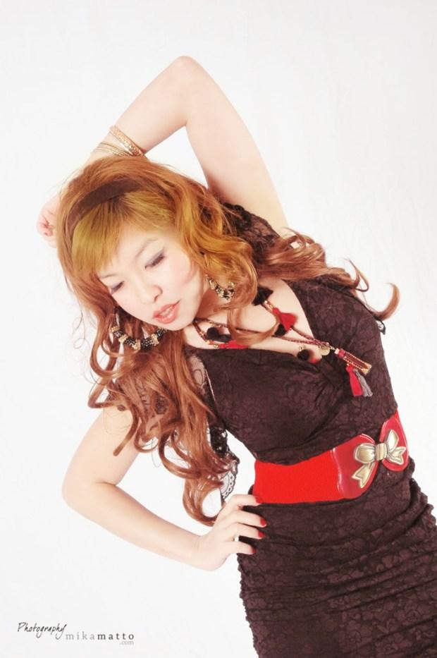 angela ricardo bethea fashion blogger model