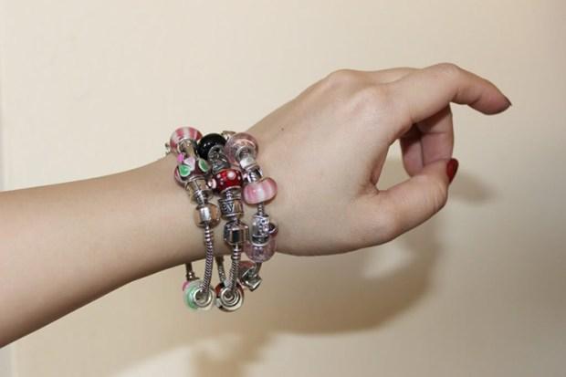 cutey charm bracelet