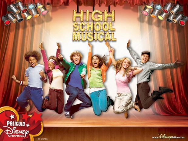 high school musical shows