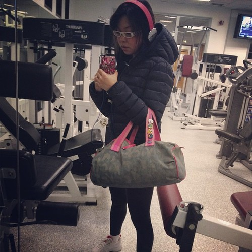 gym workout angela ricardo