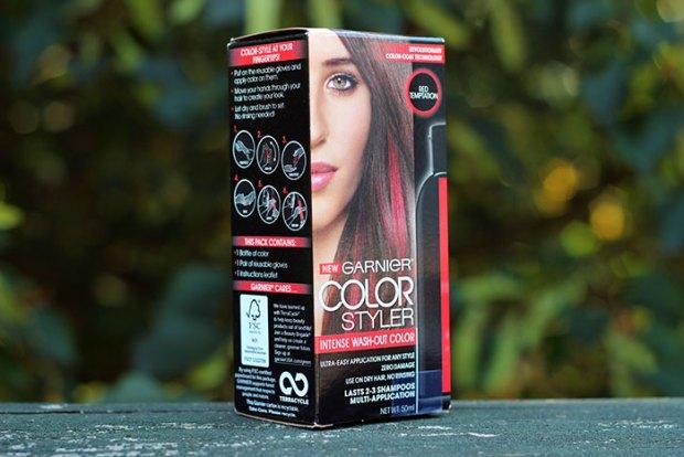 Garnier Color Styler Red Temptation