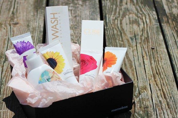 Memebox Superbox Birthday Box
