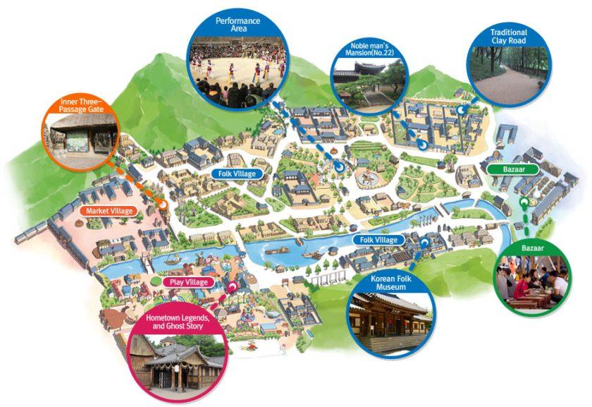 KFV الخريطة بأكملها