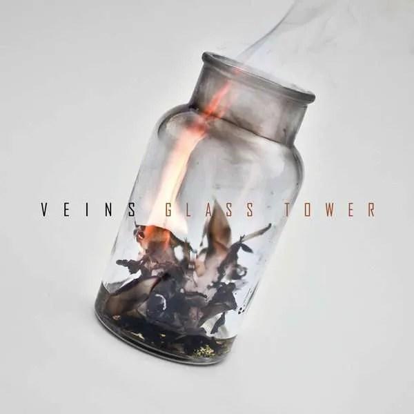 veins glass tower