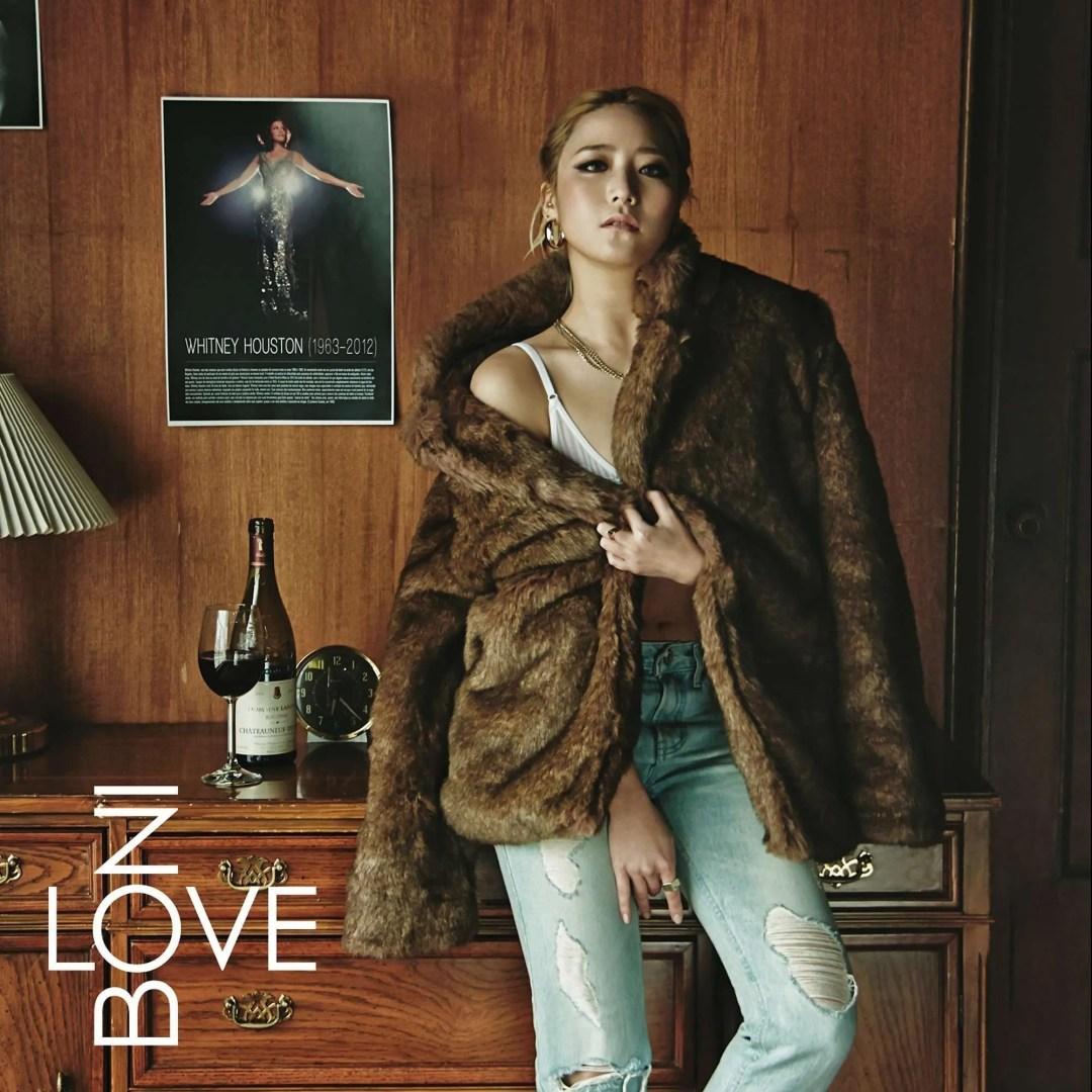 boni love cover