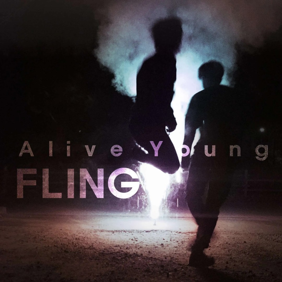 fling alive young