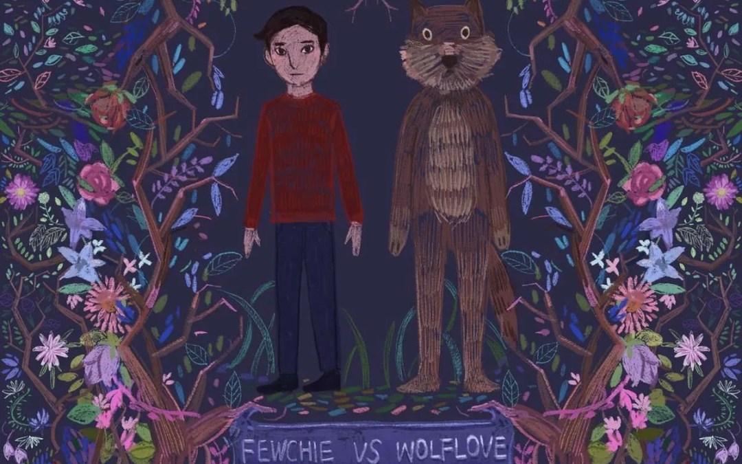 Flash Flood Darlings : Fewchie Vs. Wolflove
