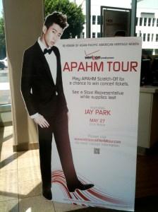 Jay Park Meet and Greet, Koreatown LA 2012