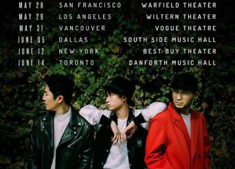 Epik High: USA Tour 2015
