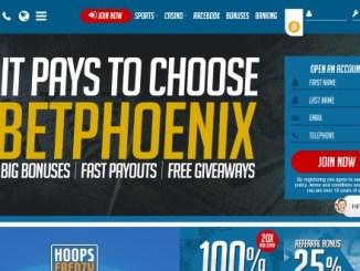 BetPhoenix.ag Sports Betting Review