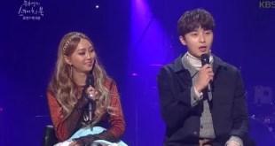 Park Seo Joon يشارك إعجابه بهيورين عضوة SISTAR و يتحدث عن علاقة صداقتهم المقربة