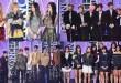 فائزون الطبعة السادسة لـGaon Chart Music Awards