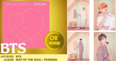 """BTS """"Map of the Soul: Persona"""" Receives Gold Certificate from France"""