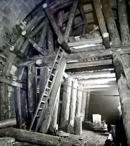 Výdřeva tunelu