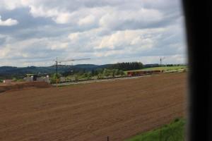 Sudoměřice u Tábora - Tábor 9.5.2014