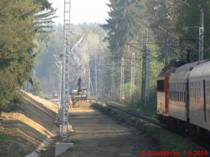 Čekanice - Chotoviny 1.5.2014