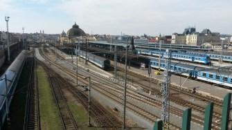 Plzeň Hlavní nádraží - jížní nástupiště bude upraveno v rámci 2.etapy