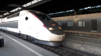 Cesta Basilej - Marseille TGV TGV (Autor: Luboš Sládek, koridory.cz)