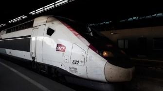 Cesta Basilej - Marseille TGV TGV SNCF (Autor: Luboš Sládek, koridory.cz)