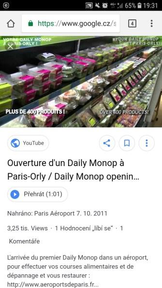 Cesta Basilej - Marseille TGV Oblíbený food řetězec (Autor: Luboš Sládek, koridory.cz)
